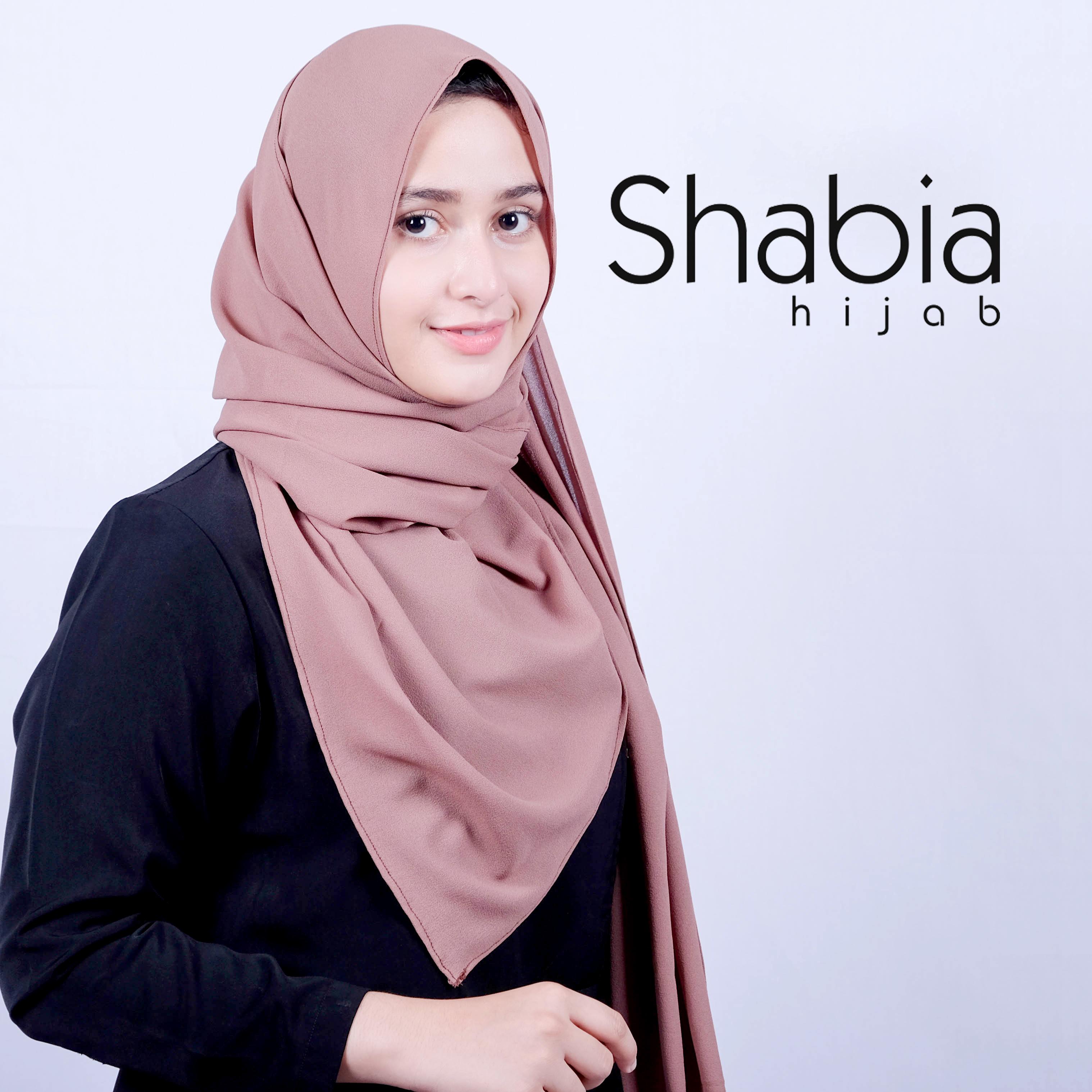 Pashmina Polos Shabia Hijab Hijab Modern Shabia Hijab